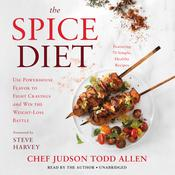 The Spice Diet by  Diane Reverand audiobook