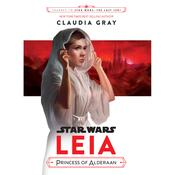 Journey to Star Wars: The Last Jedi Leia, Princess of Alderaan by  Claudia Gray audiobook