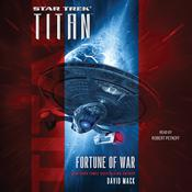 Titan: Fortune of War by  David Mack audiobook