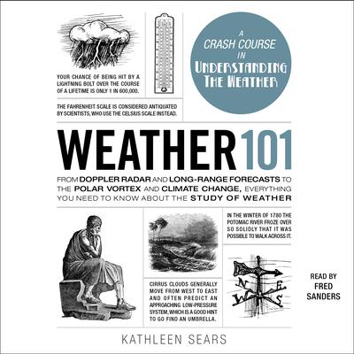 Weather 101 by Kathleen Sears audiobook