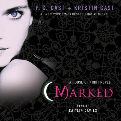 Marked by P. C. Cast audiobook