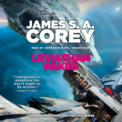 Leviathan Wakes by James S. A. Corey audiobook