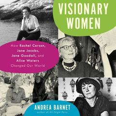 Visionary Women by Andrea Barnet audiobook