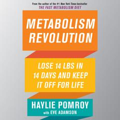 Metabolism Revolution by Haylie Pomroy audiobook