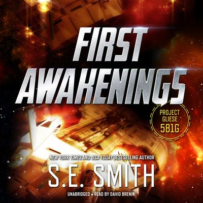 First Awakenings by S.E. Smith audiobook