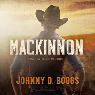 MacKinnon by Johnny D. Boggs audiobook
