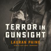 Terror in Gunsight by  Lauran Paine audiobook