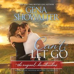 Can't Let Go by Gena Showalter audiobook