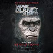 War for the Planet of the Apes: Revelations by  Greg Keyes audiobook