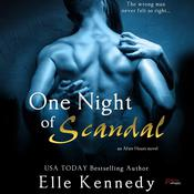One Night of Scandal by  Elle Kennedy audiobook