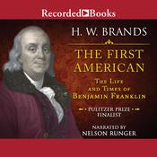 The First American by  H. W. Brands audiobook