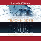 House by  Tracy Kidder audiobook