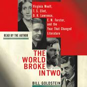 The World Broke in Two by  Bill Goldstein audiobook