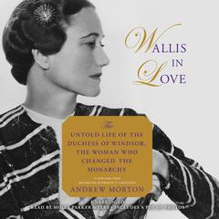 Wallis in Love by Andrew Morton audiobook