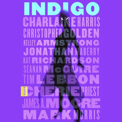 Indigo by Charlaine Harris audiobook