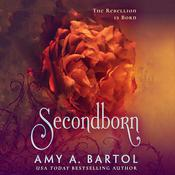 Secondborn by  Amy A. Bartol audiobook