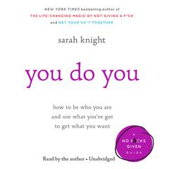 You Do You by Sarah Knight audiobook