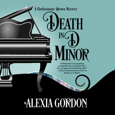 Death in D Minor by Alexia Gordon audiobook
