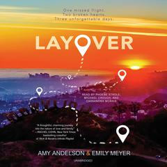 Layover by Amy Andelson audiobook