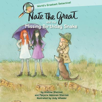 Nate the Great and the Missing Birthday Snake by Marjorie Weinman Sharmat audiobook