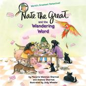 Nate the Great and the Wandering Word by  Andrew Sharmat audiobook