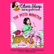 The Pizza Monster by  Marjorie Weinman Sharmat audiobook