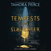 Tempests and Slaughter (The Numair Chronicles, Book One) by  Tamora Pierce audiobook