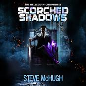 Scorched Shadows by  Steve McHugh audiobook