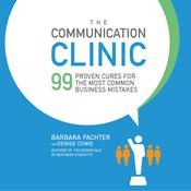The Communication Clinic by  Barbara Pachter audiobook