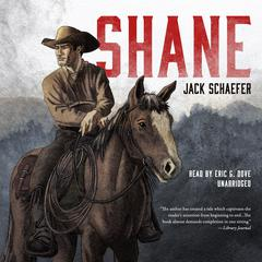 Shane by Jack Schaefer audiobook