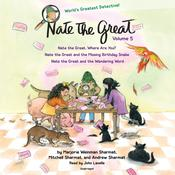 Nate the Great Collected Stories: Volume 5 by  Andrew Sharmat audiobook