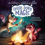Dragon Overnight by  Lauren Myracle audiobook
