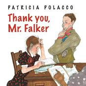 Thank You, Mr. Falker by  Patricia Polacco audiobook