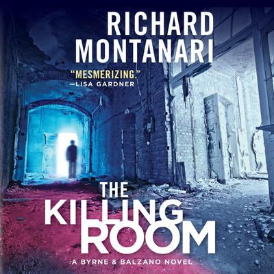 The Killing Room by Richard Montanari audiobook