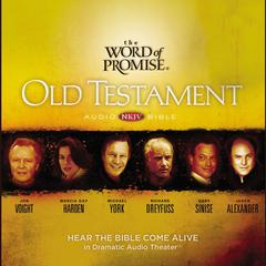 The Word of Promise Audio Bible - New King James Version, NKJV: Old Testament by Thomas Nelson audiobook