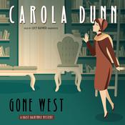 Gone West by  Carola Dunn audiobook