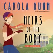 Heirs of the Body by  Carola Dunn audiobook