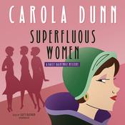 Superfluous Women by  Carola Dunn audiobook