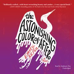 The Astonishing Color of After by Emily X. R. Pan audiobook