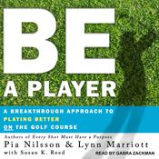 Be a Player by  Lynn Marriott audiobook