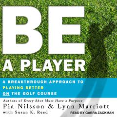 Be a Player by Pia Nilsson audiobook