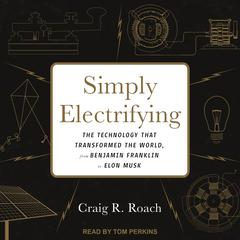Simply Electrifying by Craig R. Roach audiobook
