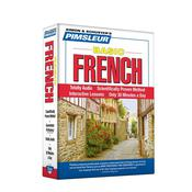 Pimsleur French Basic Course - Level 1 Lessons 1-10 by  Dr. Paul Pimsleur audiobook