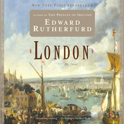 London by Edward Rutherfurd audiobook