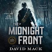 The Midnight Front by  David Mack audiobook