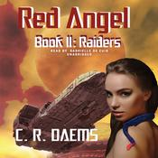 Raiders by  C. R. Daems audiobook