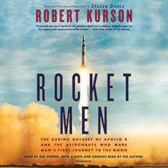 Rocket Men by Robert Kurson audiobook