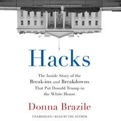 Hacks by Donna Brazile audiobook