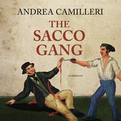 The Sacco Gang by  Andrea Camilleri audiobook