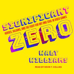 Significant Zero by Walt Williams audiobook